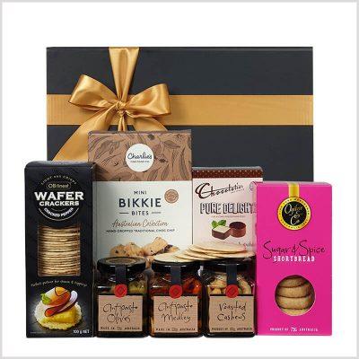 Gourmet Goodness Gift Hamper