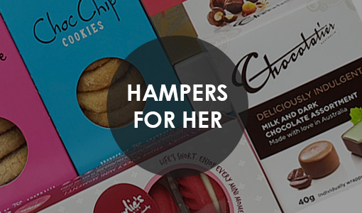 Gift Hampers for Her Collection
