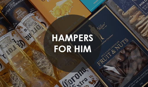 Gift Hampers for Him Collection